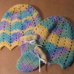 Ripple Baby Hat